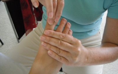 Before you reach for the painkillers… try Reflexology
